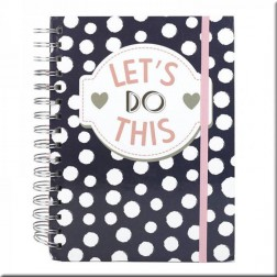 Dovecraft Health Planner Let's do this A5