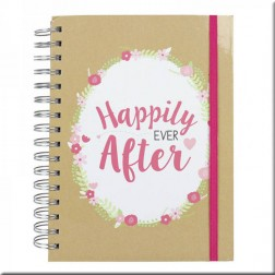Dovecraft Wedding Planner Happily Ever After A5