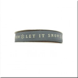 Cinta Let It Snow Minimal Dovecraft