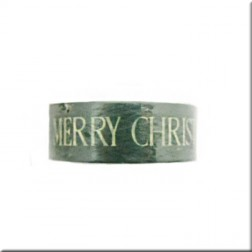 Washi Tape Verde Merry Chirstmas