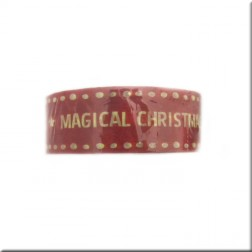 Washi Tape Rojo Magical Christmas