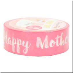 Washi Tape Happy Mother's Day Amazing Mum