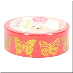 Washi Tape Mariposas doradas Amazing Mum
