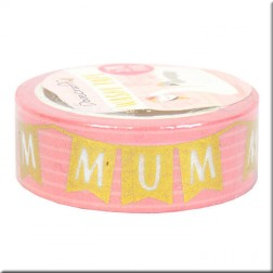 Washi Tape Mum Amazing Mum