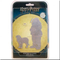 Troquel Hagrid & Fang Harry Potter Collection