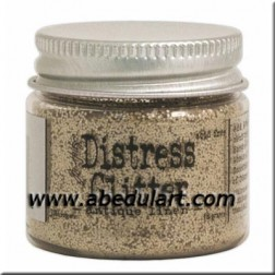Distress Glitter - Antique Linen