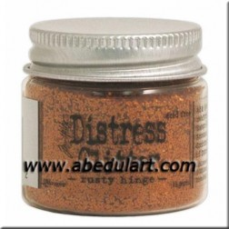 Distress Glitter - Rusty Hinge
