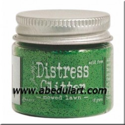 Distress Glitter - Mowed Lawn