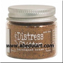 Distress Glitter - Tarnished Brass