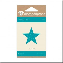 Troqueles Stars Diamond Press