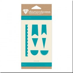 Troqueles Fashion Banners Diamond Press