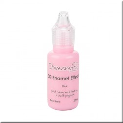 Pintura 3D Enamel Effects Pink