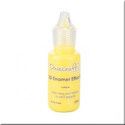 Pintura 3D Enamel Effects Yellow