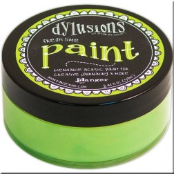 Dylusions Paint Fresh Lime