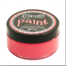 Dylusions Paint Cherry Pie