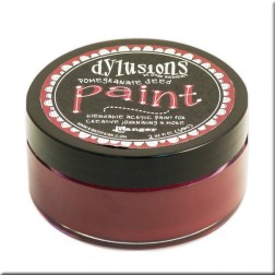 Dylusions Paint Pomegranate Seed