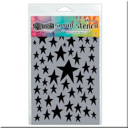 Plantilla Estarcido Small Star Struck Dylusions (13 x 20 cm)