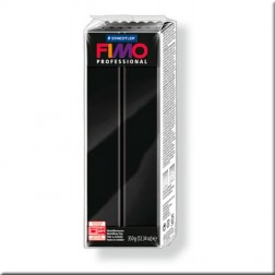 Fimo Professional Negro (350grs) (Ref. 9)