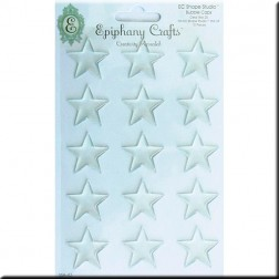 Epiphany Crafts - Set Accesorios - Estrella 25 mm