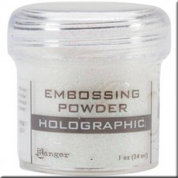 Polvo Embossing - Holographic