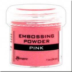 Polvo Embossing - Pink