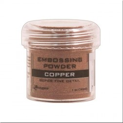 Polvo Embossing Super Fino - Copper