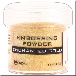 Polvo Embossing - Enchanted Gold