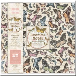 Álbum Botanical Notes (30,5 x 30,5)