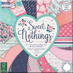 Papeles Scrapbooking Sweet Nothings (30X30)