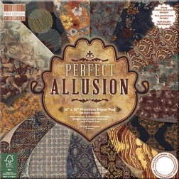 Papeles Scrapbooking Perfect Allusion (30,5 x 30,5)