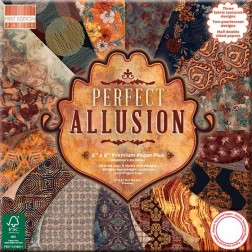 Papeles Scrapbooking Perfect Allusion (20 x 20)