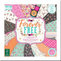 Papeles Scrapbooking Forever Free (20x20)