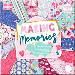 Papeles Scrapbooking Making Memories (30x30)
