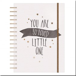 Ultimate Planner You Are So Loved Little One (embarazo)  de First Edition
