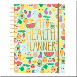Healthy Planner Fruity Health de First Edition