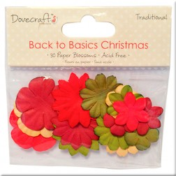 Flores de Papel - Christmas Traditional