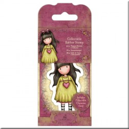 Set Mini Sello y Tarjeta Gorjuss Heartfelt