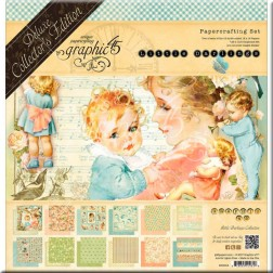 Set Graphic45 Deluxe Little Darlings (30x30)