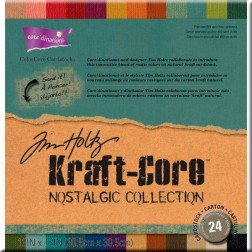 Papeles Scrapbooking - Nostalgic Collection (30,5 x 30,5)
