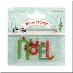 Sello Noel Wonderland