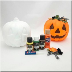 Kit Calabaza de Halloween