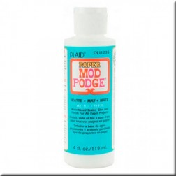 Mod Podge - Paper Matte Finish (118 ml)