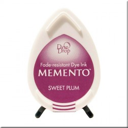Tinta Memento Dew Drop Sweet Plum
