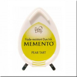 Tinta Memento Dew Drop Pear Tart
