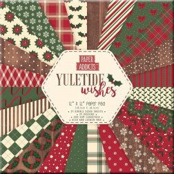 Papeles Scrapbooking Yuletide Wishes (30x30)