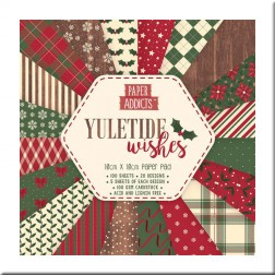 Papeles Scrapbooking Yuletide Wishes (10x10)