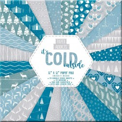 Papeles Scrapbooking It's Cold Outside (30x30)