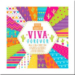 Papeles Scrapbooking Viva Forever (10x10)