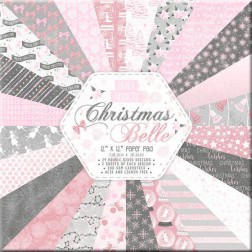 Papeles Scrapbooking Christmas Belle (30x30)