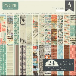 Papeles Scrapbooking Pastime (30x30)